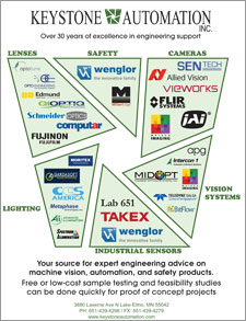 Sensing & Imaging Products & Systems Line Card